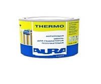 Эмаль акриловая AURA LUX PRO THERMO для радиаторов отопления полуматовая, 0,4л