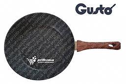 Сковорода 28 см глубокая Gusto Granite GT-2103-28, фото 3