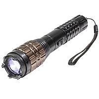 ➢Фонарь Police X5 металлический корпус ручной фонарь мощный светодиод 10000 KV