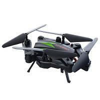 Квадрокоптер F12 р/у2,4G,аккум,25см,свет,USBзарядное,зап.лопасти,2цвета,в кор-ке,33-19,5-10см