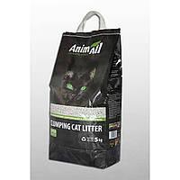 AnimAll средняя фракция 5 кг - бентонитовый наполнитель для котов