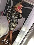 Женское шикарное платье паетка на фатиновой ткани. Премиум качество, фото 2