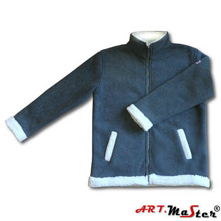 Зимняя куртка ARTMAS синего цвета Kurtka zimowa Jack-et, фото 2