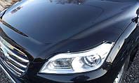 Дефлектор капота (мухобойка) Lifan X60 2013-