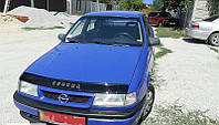 Дефлектор капота (мухобойка) Opel Vectra A 1989-1996