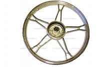 Мопед колесо передние  титановое  .Дельта Актив. Альфа.