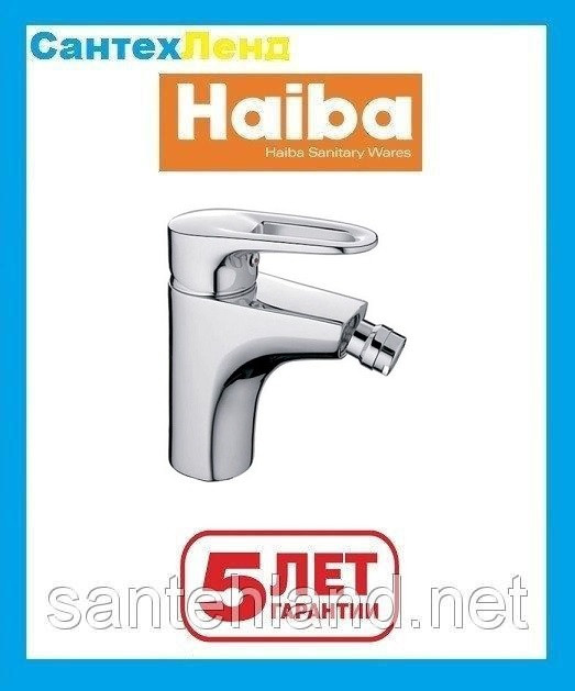 Смеситель для биде Haiba Opus 002