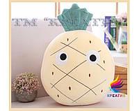 Корпоративные подарки подушки игрушки 2018 с вашим логотипом под заказ (от 50 шт.), фото 1