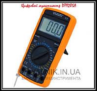 Мультиметр цифровой DT9205A Тестер (Оригинал)