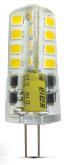 Светодиодная лампа  DELUX G4E 3Вт теплый белый