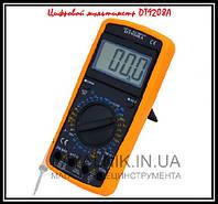 Мультиметр цифровой DT9208A Тестер (Оригинал)