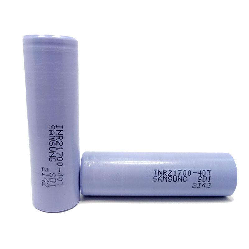 Аккумулятор для вейпа Samsung тип 21700 40T (25A)