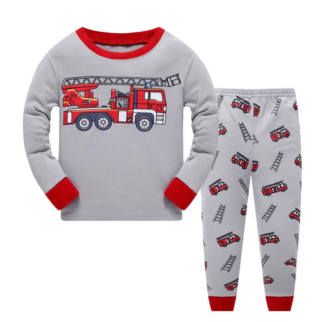 Пижама - Пожарная машина