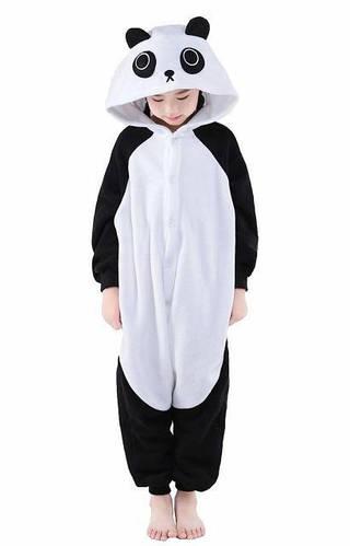Пижама кигуруми для детей Панда Кунг Фу