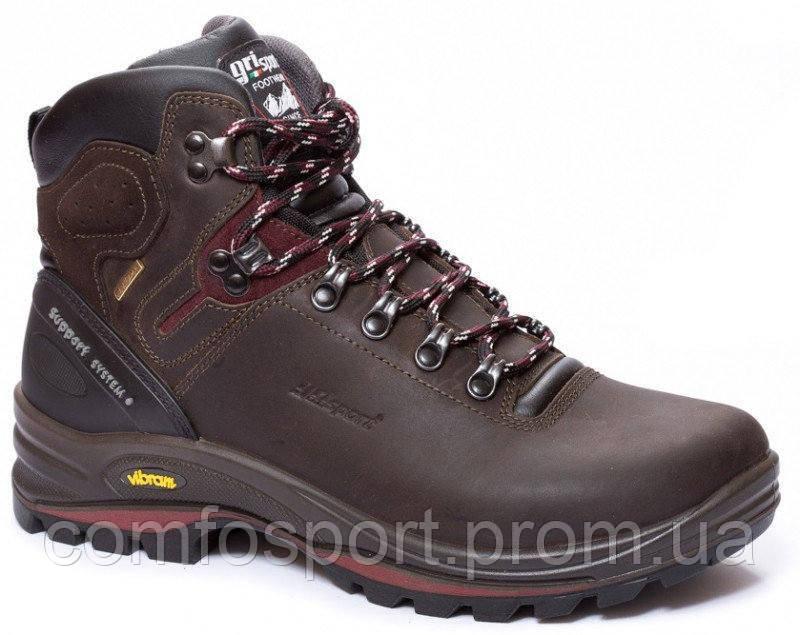 Зимние ботинки Grisport 12833 Fuse, SpoTex коричневые