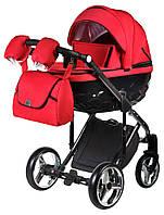 Дитяча коляска 2 в 1 Adamex Chantal Polar (Graphite), фото 1