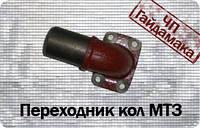 240-1008021-Б1  Переходник коллектора выпускного Д-240