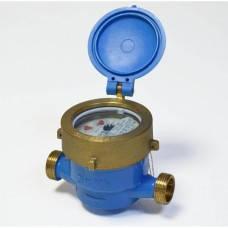 Лічильник для холодної води Powogaz JM - 2.5 DN15 (одноструменевий мокроход)