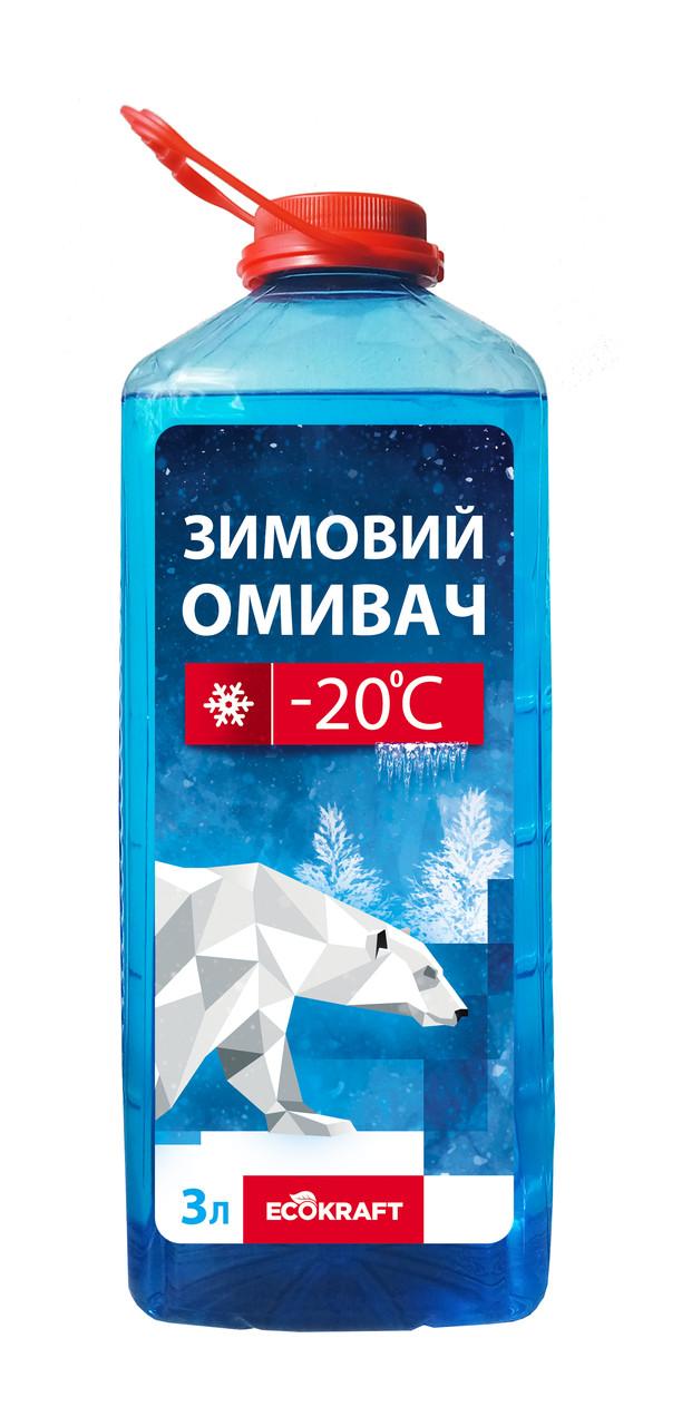 Омивач зимовий -20, 3л