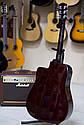 Электроакустическая гитара Fender Squier SA-105CE Nat, фото 2