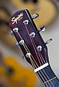 Электроакустическая гитара Fender Squier SA-105CE Nat, фото 6