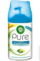Освіжувач Air Wick Pure запаска 250мл Квітучий лимон /-047/