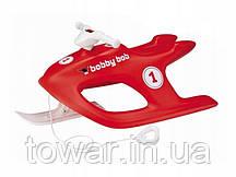Снегоход Бобби Боб BIG Sled  красный