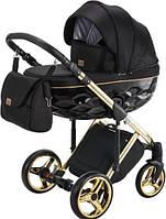 Дитяча коляска 2 в 1 Adamex Chantal Gold