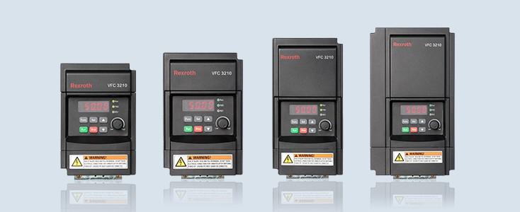 Частотный преобразователь трёхфазный VFC3210 Bosch Rexroth 0,4 - 4,0 кВт
