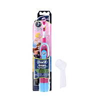 """Зубная щетка Oral-B детская DB4.510.К """"Принцесса"""" на батарейках - 1 нас."""