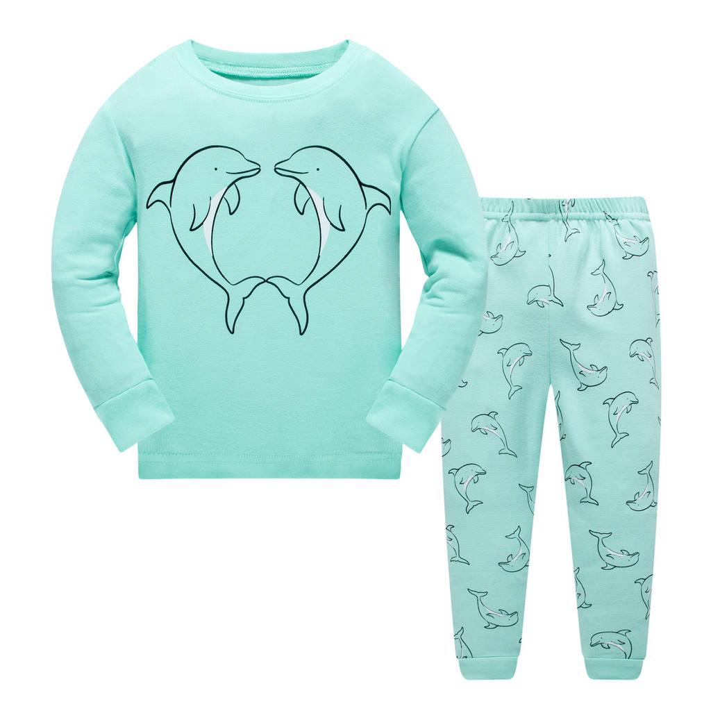 Пижама - Дельфины