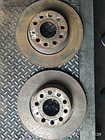 Диск тормозной задний пассат б6, фото 1