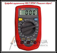 Цифровой мультиметр UNI-T UT33C (Польская сборка)