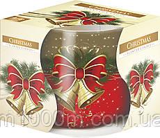 Свеча ароматическая Bispol Рождество 27285
