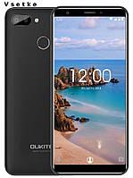 "Oukitel C11 Pro 5,5"" 18:9 Android 8,1MTK6739 4 ядра 3G RAM 16G ROM 8MP отпечаток пальцев 4G LTE 3400 мАч"