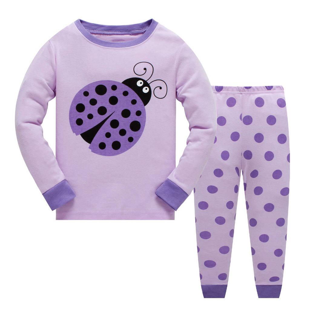 Пижама - Фиолетовая божья коровка