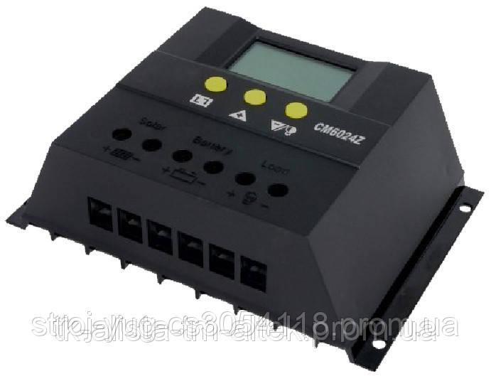 Контроллер заряда аккумуляторных батарей для солнечных модулей Altek ACM5024Z