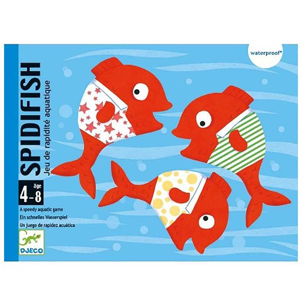 """DJECO Игра """"Spidifish"""""""