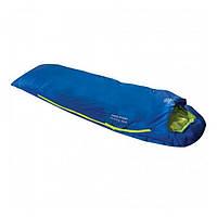 Четырехсезонный спальный мешок Highlander Serenity 350 Envelope/-7°C Blue (Left)