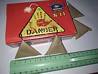 Петарда К11 Danger (треугольники, Феерия, 20 шт)