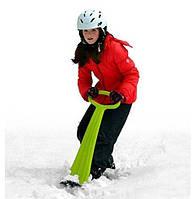 Снегокат Snow skiing