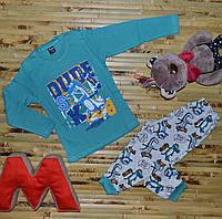 """Пижама на мальчика """"Динозавры"""" (1, 2, 3 года)"""