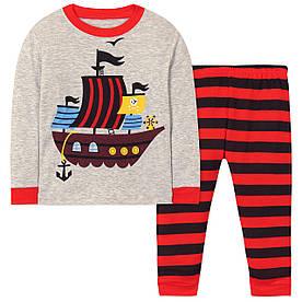 Пижама - Пиратский корабль