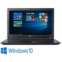 "Ноутбук 15.6"" ACER A315-31-C3T4 + лицензионный Windows 10 (Intel Celeron N3350,4GB/500GB HDD)"