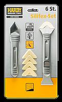 Набор шпателей для силиконового герметика Silifex-Set TM Hardy