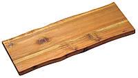 Толстая разделочная доска из дерева акации, деревянная доска для резки, доска кухонная, доска для                     сервировки, кухонные аксессуары,
