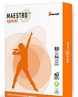Бумага офисная Maestro SPECIAL А4 80г/м2 500 листов