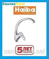 Смеситель для кухни Haiba Opus 777
