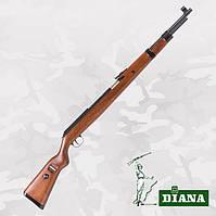 Пневматическая винтовка Diana Mauser K98 с нижним рычагом взведения