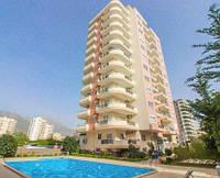 Квартира на берегу моря, квартира в Махмутларе, квартира в Турции